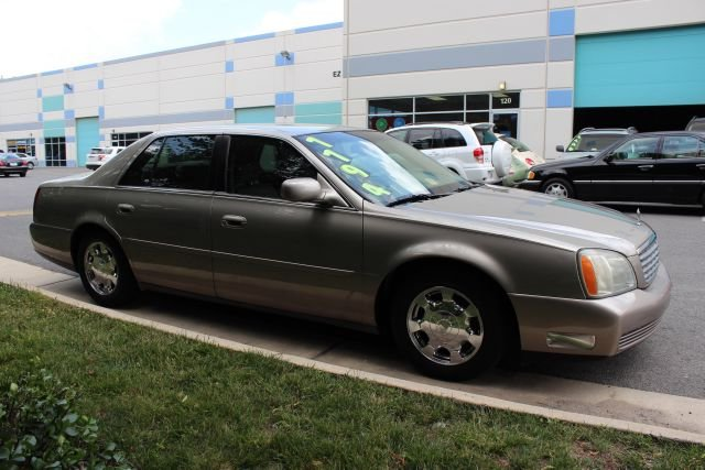 2002 Cadillac DeVille DHS 4dr Sedan - Chantilly VA