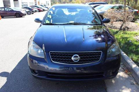 2006 Nissan Altima for sale at M & M Auto Brokers in Chantilly VA