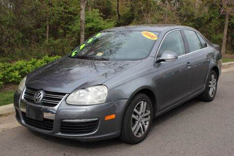 2006 Volkswagen Jetta for sale at M & M Auto Brokers in Chantilly VA