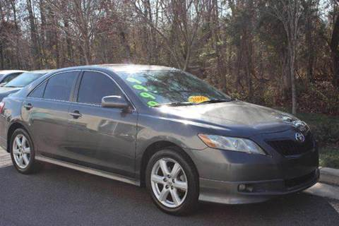 2008 Toyota Camry for sale at M & M Auto Brokers in Chantilly VA