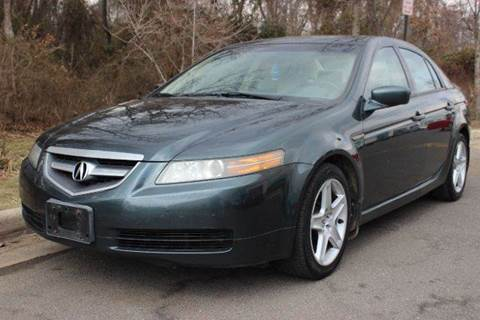 2005 Acura TL for sale at M & M Auto Brokers in Chantilly VA