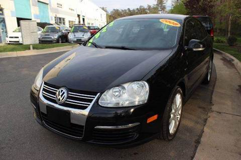 2008 Volkswagen Jetta for sale at M & M Auto Brokers in Chantilly VA