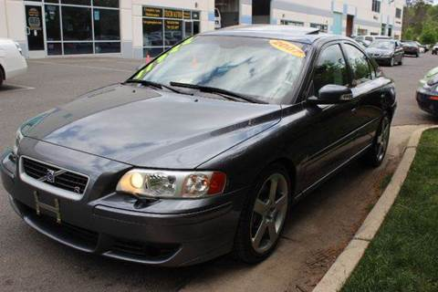 2007 Volvo S60 for sale at M & M Auto Brokers in Chantilly VA