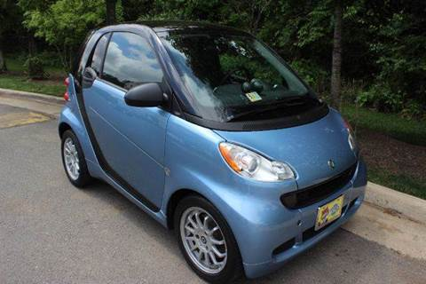 2012 Smart fortwo for sale at M & M Auto Brokers in Chantilly VA