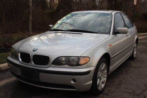 2004 BMW 3 Series for sale at M & M Auto Brokers in Chantilly VA