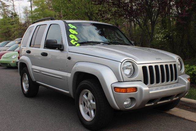 2004 jeep liberty limited 4dr suv in chantilly va m m. Black Bedroom Furniture Sets. Home Design Ideas