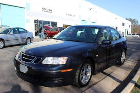 2006 Saab 9-3 for sale at M & M Auto Brokers in Chantilly VA