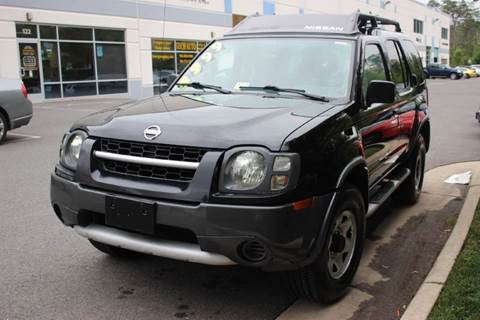 2002 Nissan Xterra for sale at M & M Auto Brokers in Chantilly VA