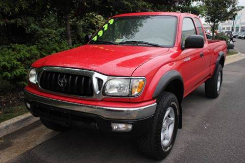 2004 Toyota Tacoma for sale at M & M Auto Brokers in Chantilly VA
