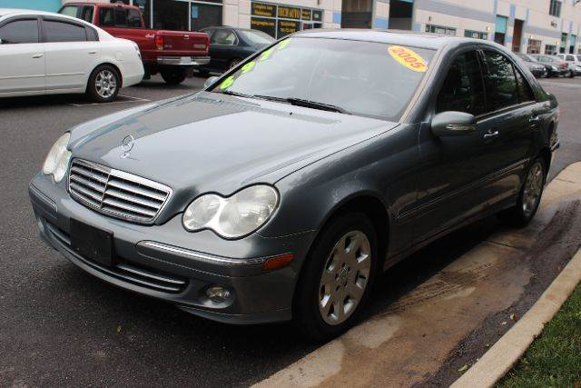 2005 mercedes benz c class c240 4matic awd 4dr sedan in for Mercedes benz lynchburg va