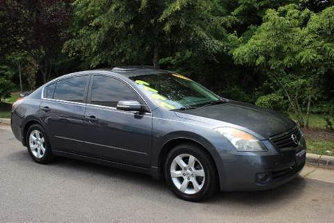2008 Nissan Altima for sale at M & M Auto Brokers in Chantilly VA