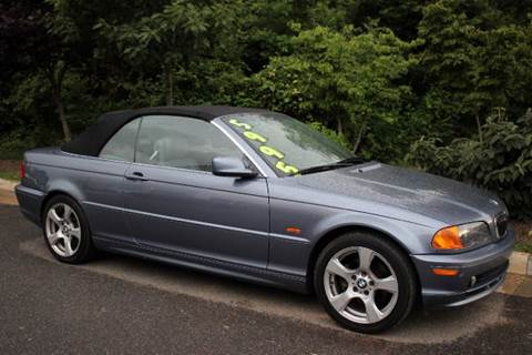 2000 BMW 3 Series for sale at M & M Auto Brokers in Chantilly VA