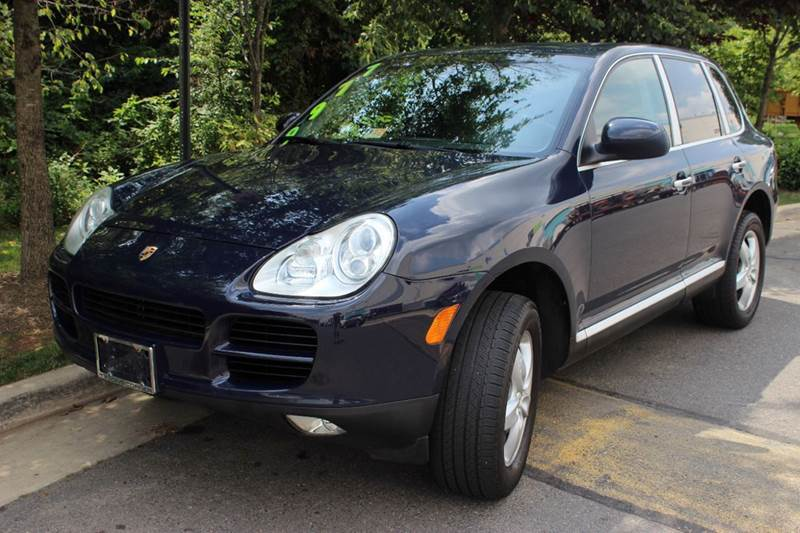 2004 porsche cayenne s awd 4dr suv in chantilly va m m. Black Bedroom Furniture Sets. Home Design Ideas