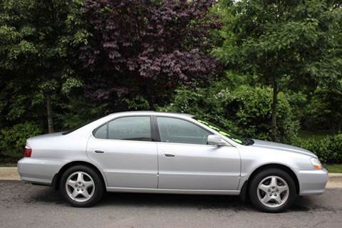 2003 Acura TL for sale at M & M Auto Brokers in Chantilly VA