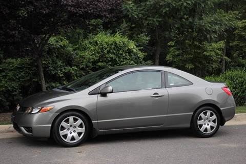 2006 Honda Civic for sale at M & M Auto Brokers in Chantilly VA