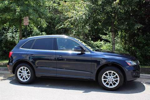 2011 Audi Q5 for sale at M & M Auto Brokers in Chantilly VA