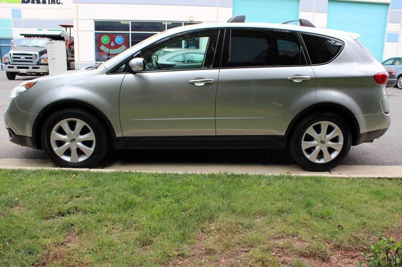 2006 Subaru B9 Tribeca Ltd 5 Pass Awd Limited Passenger 4dr Suv W