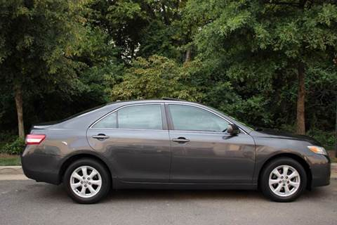 2010 Toyota Camry for sale at M & M Auto Brokers in Chantilly VA