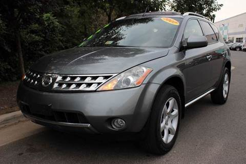 2007 Nissan Murano for sale at M & M Auto Brokers in Chantilly VA