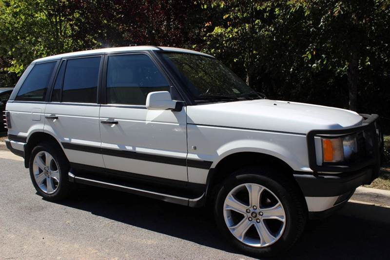 2000 land rover range rover awd 4 6 hse 4dr suv in chantilly va m m auto brokers. Black Bedroom Furniture Sets. Home Design Ideas
