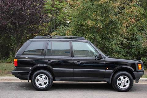 1999 Land Rover Range Rover for sale at M & M Auto Brokers in Chantilly VA