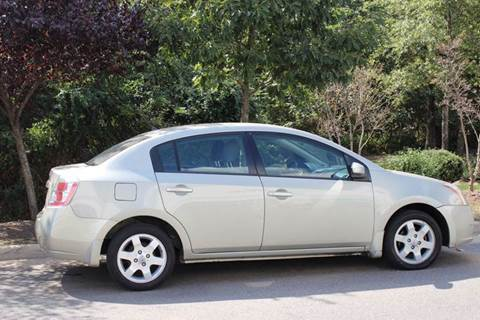 2008 Nissan Sentra for sale at M & M Auto Brokers in Chantilly VA