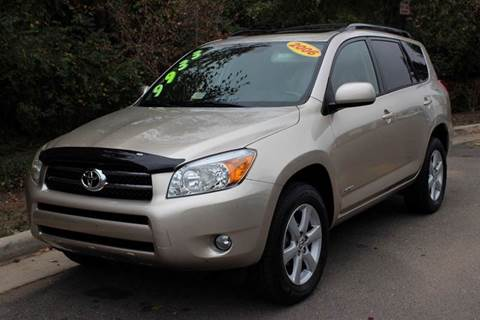 2006 Toyota RAV4 for sale at M & M Auto Brokers in Chantilly VA