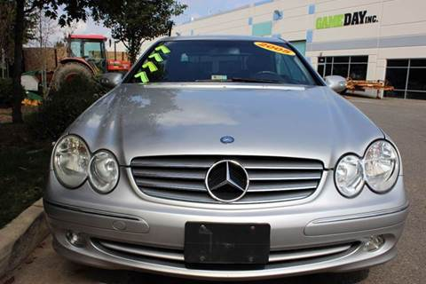 2005 Mercedes-Benz CLK-Class for sale at M & M Auto Brokers in Chantilly VA