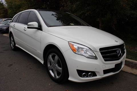 2011 Mercedes-Benz R-Class for sale at M & M Auto Brokers in Chantilly VA