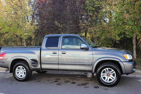 2004 Toyota Tundra for sale at M & M Auto Brokers in Chantilly VA