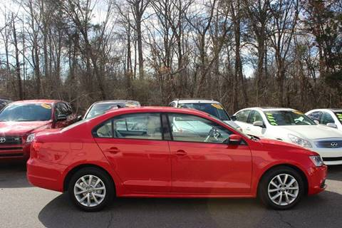2012 Volkswagen Jetta for sale at M & M Auto Brokers in Chantilly VA