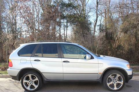 2001 BMW X5 for sale at M & M Auto Brokers in Chantilly VA