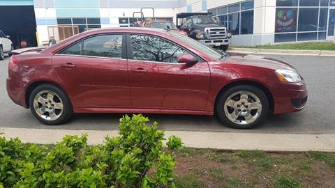 2010 Pontiac G6 for sale in Chantilly, VA