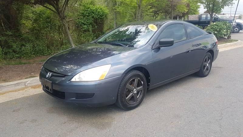 2003 Honda Accord EX 2dr Coupe   Chantilly VA