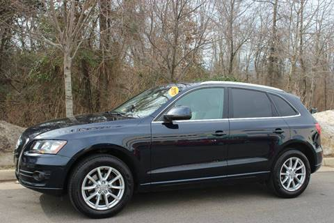 2010 Audi Q5 for sale at M & M Auto Brokers in Chantilly VA