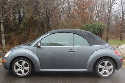 2006 Volkswagen New Beetle for sale at M & M Auto Brokers in Chantilly VA