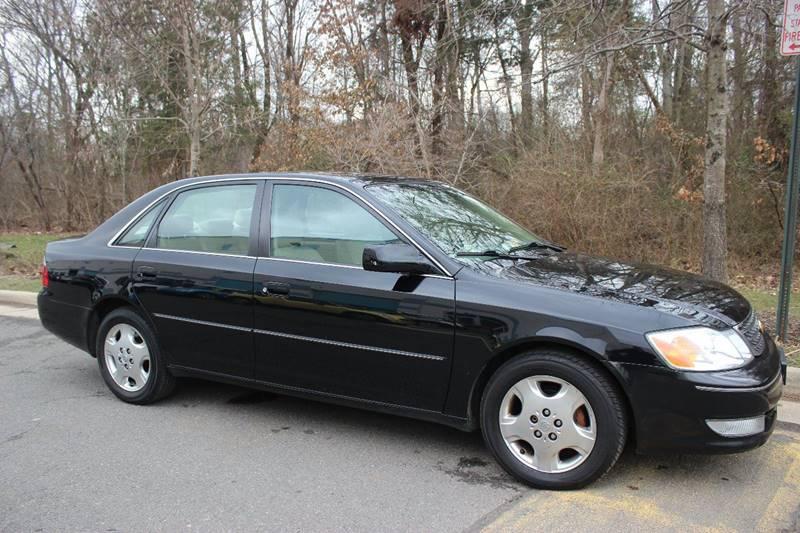 2003 toyota avalon xls 4dr sedan w bucket seats in chantilly va m m auto brokers 2003 toyota avalon xls 4dr sedan w
