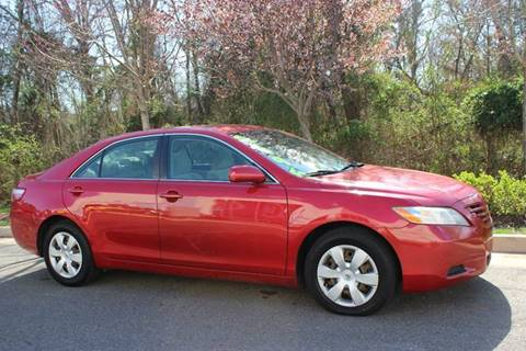 2007 Toyota Camry for sale at M & M Auto Brokers in Chantilly VA