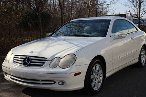 2004 Mercedes-Benz CLK for sale in Chantilly, VA