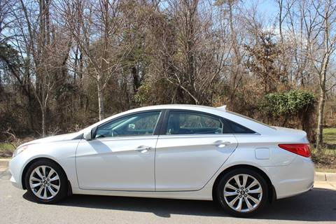 2011 Hyundai Sonata for sale at M & M Auto Brokers in Chantilly VA