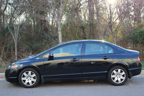 2008 Honda Civic for sale at M & M Auto Brokers in Chantilly VA
