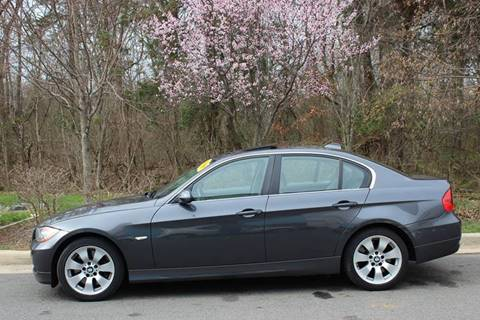 2007 BMW 3 Series for sale at M & M Auto Brokers in Chantilly VA