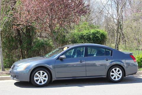2007 Nissan Maxima for sale at M & M Auto Brokers in Chantilly VA