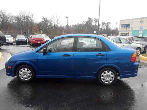 2006 Suzuki Aerio for sale in Chantilly, VA