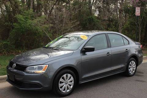 2013 Volkswagen Jetta for sale at M & M Auto Brokers in Chantilly VA