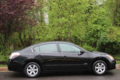 2009 Nissan Altima Hybrid for sale at M & M Auto Brokers in Chantilly VA