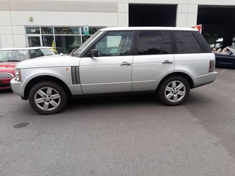 2004 Land Rover Range Rover