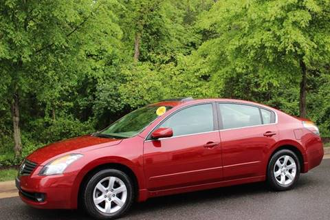 2007 Nissan Altima for sale at M & M Auto Brokers in Chantilly VA