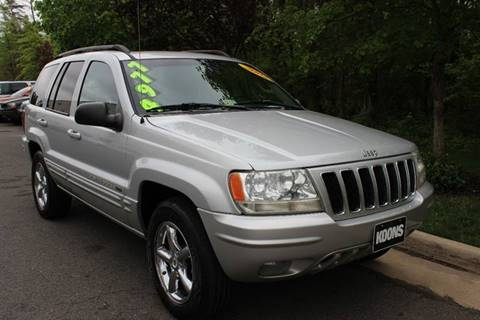 2002 Jeep Grand Cherokee for sale in Chantilly, VA