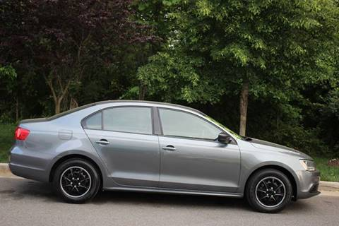 2014 Volkswagen Jetta for sale at M & M Auto Brokers in Chantilly VA
